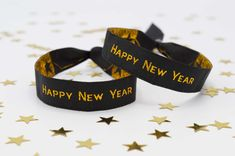 The best New Years party with these woven bracelets of Nominette