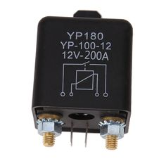 High Power Car Relay 12V DC 200A Car Truck Motor Automotive Switch Car Relay Continuous Type Automotive Relay Car Relays