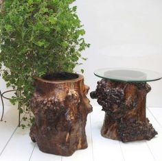 Up-cycled Wood Branches Out - Eluxe Magazine