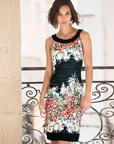 Best joseph ribkoff dresses joseph ribkoff cascade dress | j d williams