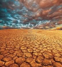 Drought  A Period  with out water.