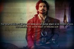 The Musketeers Aramis