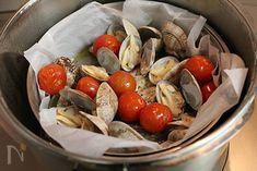 圧力鍋で5分!切り身の鯛でアクアパッツァ by さいとうあきこ   レシピサイト「Nadia   ナディア」プロの料理を無料で検索