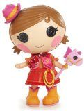 Lalaloopsy Littles Doll - Prairie's Sister - Trouble Dusty Trails