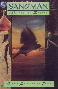 Sandman #9 (1989), Dave McKean, comic book