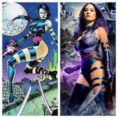 Jim Lee Art, Comic Art, Comic Books, Psylocke, Book Stuff, Marvel Universe, X Men, Science Fiction, Character Design