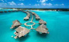Four Seasons Bora Bora - the dream!