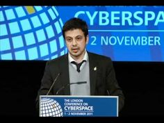 London Cyber Conference: Protecting National Infrastructure against Cybe...
