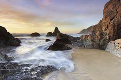 Grey Whale Cove Surf - San Mateo County, California- Future home? California Love, Northern California, Best Landscape Photography, San Mateo County, Gray Whale, Thing 1, Exposure Photography, Ocean Photography, Ocean Beach