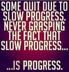 Trust the process. It's worked for so many people you are not an exception. It will work for you too!