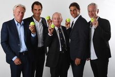Tennis' greatest generations join forces for Laver Cup, pitting Europe against…