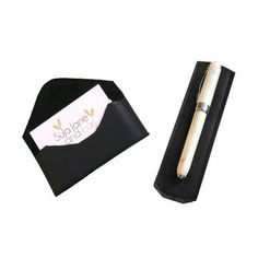 Pen And Card Sleeve Coal, $29, now featured on Fab.