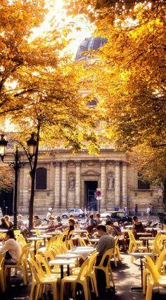 ~Place de la Sorbonne - Paris 5e