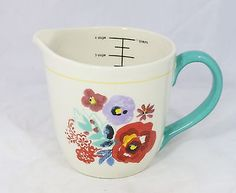 The Pioneer Woman Flea Market Floral Measuring Cup