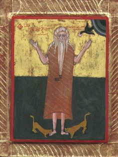 abba paul the hermit .