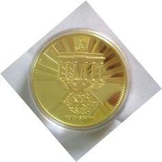 Eisernes Kreuz 999/1000 Goldmünze DEUTSCHE REICHSBANK 1872 - Topschnaeppchenmarkt
