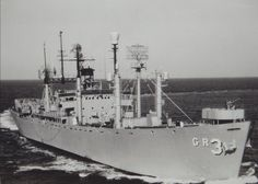 USS Skywatcher (YAGR-3/AGR-3) 1945, was a Guardian-class radar picket ship acquired by the U.S. Navy in 1954. She was converted into a radar picket ship and assigned to radar picket duty in the North Atlantic Ocean as part of the Distant Early Warning Line. Skywatcher was operated by the States Marine Corporation as Rafael R. Rivera. She was acquired by the Navy and converted at the Portsmouth Naval Shipyard, Norfolk, Virginia, into an ocean station radar ship. In July 1955, she assumed her…
