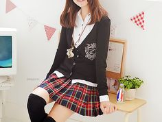 Cute School Uniform