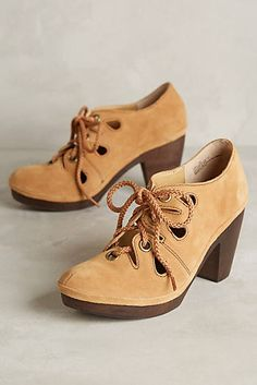 Latigo Cabo Lace-Up Heels