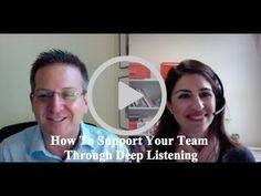 34. Deep listening