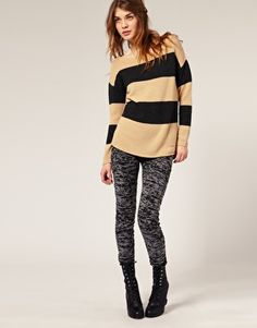 Great colors, and I bet it'd fit well.  By ASOS.