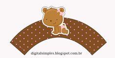Wrapper++para+cupcake+ursinha+marrom+e+rosa.jpg (707×357)