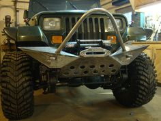 diy jeep yj bumper kits - Google Search