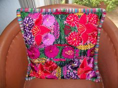MY BEAUTIFUL MEXICAN PILLOWS!!