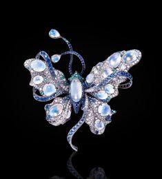 Anna Hu - Artemis Butterfly