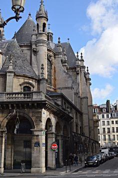 Rue du Louvre