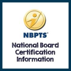NBPTS information and tips based on my own experience from taking the certification