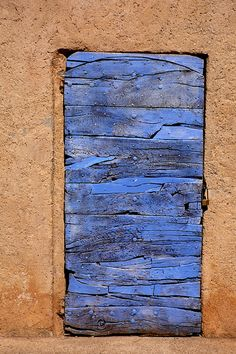 old blue door | Flickr - Photo Sharing!