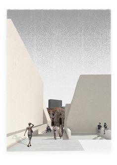Oliver Justice #Marseille #Urban Design #Architecture