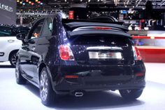 Fiat Cabrio @ Geneva International Motor Show > Fiat 500, Geneva, Concept Cars