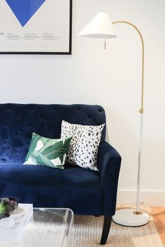 Francesca Falzone's NYC Apartment Tour  #theeverygirl