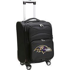 Ravens luggage for Joni