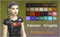 • Mesh by Alesso. Textures and actions by Pooklet,...