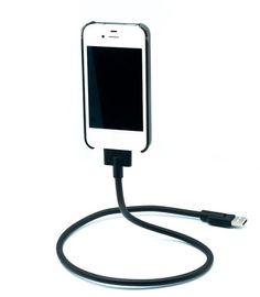 USB flexible stand Cable Charger Black for iPhone 4 iPod touch Christmas Gifts For Him, Ipod Touch, Iphone 4, Flexibility, Charger, Cable, Usb, Black, Christmas Presents For Him