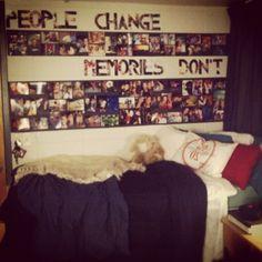 artistic dorm room | ... dorm room decor # crazy things people do to dorm rooms # dorm rooms