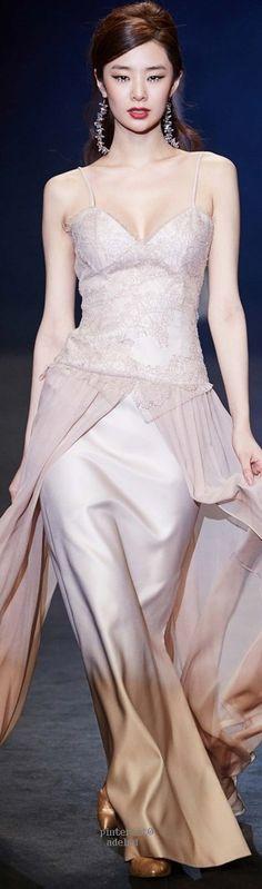 -Miss Gee Fall 2015 Seoul Fashion Week.<3