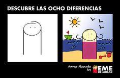 #humor #diferencia #risas