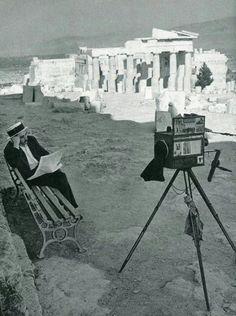 """"""" Athens. Acropolis. 1961 """""""