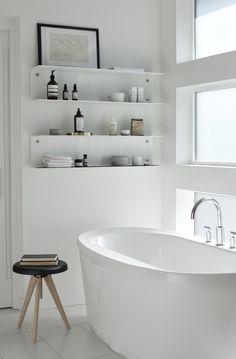 Vipp Shelves in Kenziepoo Bathroom, bathroom ideas, bathroom decor, vipp shelves Zen Bathroom, Modern Bathroom, Small Bathroom, Bathroom Ideas, Bathroom Canvas, Bathroom Black, Bathroom Renovations, Master Bathroom, Ikea Interior