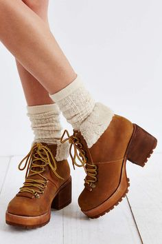 Jeffrey Campbell Cantrell Hiker Ankle Boot