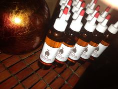 Our Argan & Macadamia Oil Blend. www.happynappyhoney.com