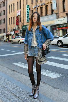 Irene Kim - Seoul, Korea Street Style