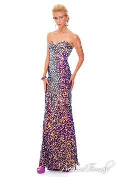 Style P9136 - Collection by Precious Formals
