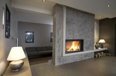 Poele à bois 69 - SARL C.M. GAUDIN : cheminée contemporaine, Lyon, 42, Saint Étienne, poele bois, cheminée design, cheminée gaz