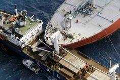 船隻發生衝撞事故時該怎麽辦? -
