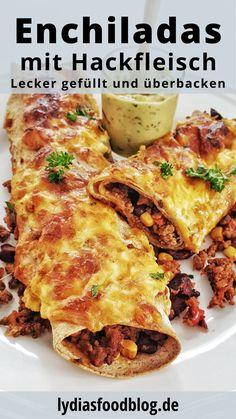 Veggie Recipes, Mexican Food Recipes, New Recipes, Cooking Recipes, Healthy Recipes, My Favorite Food, Favorite Recipes, Tacos And Burritos, Finger Foods